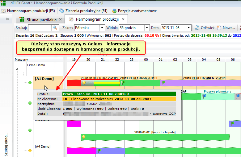 Dflex gantt integracja z mes i interaktywne harmonogramowanie kliknij aby powikszy ccuart Choice Image